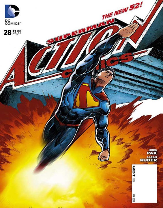 Action Comics Superman Subscription