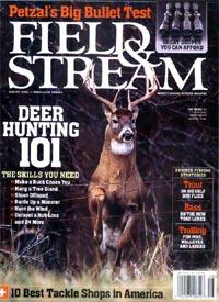Field Stream Magazine Subscription