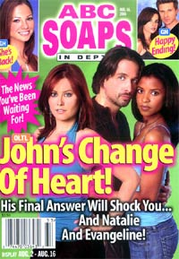 ABC Soaps in Depth half year Magazine Subscription