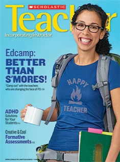 Scholastic Teacher Magazine Subscription
