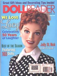 Dolls Doll Reader Magazine Subscription
