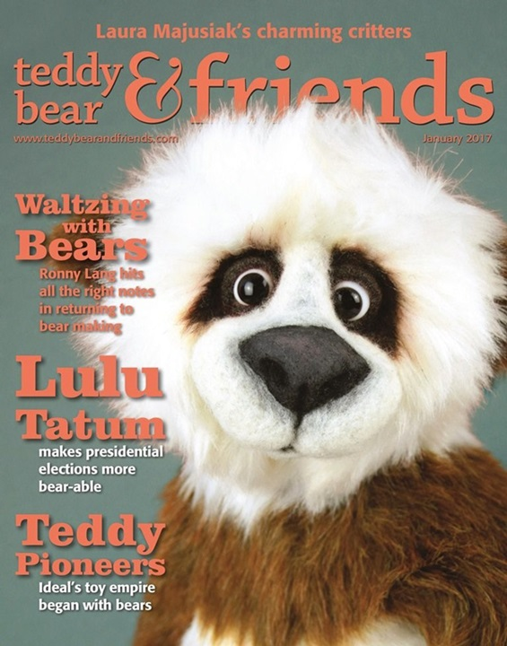 Teddy Bear and Friends Magazine Subscription