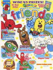 Preschool Friends FORMERLY PRESCHOOL PLAYROOM Magazine Subscription