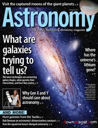 Astronomy Magazine Subscription