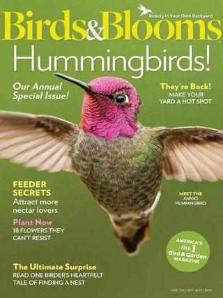 Birds Blooms Magazine Subscription