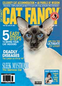 Catster Formerly Cat Fancy Magazine Subscription
