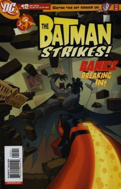 Batman Srikes Magazine Subscription