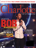 Charlotte Magazine Subscription