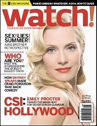 CBS Watch Magazine Subscription