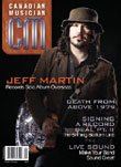 Canadian Musician Magazine Subscription