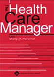 Health Care Manager Magazine Subscription
