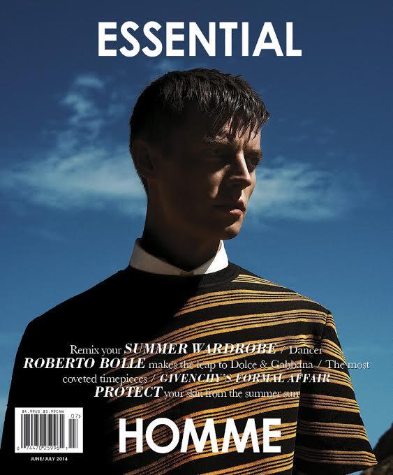 Essential Homme Magazine Subscription