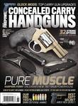 Concealed Carry Handguns Magazine Subscription