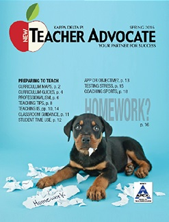 New Teacher Advocate Magazine Subscription