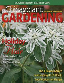 Chicagoland Gardening Magazine Subscription