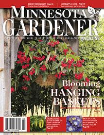 Minnesota Gardener Magazine Subscription