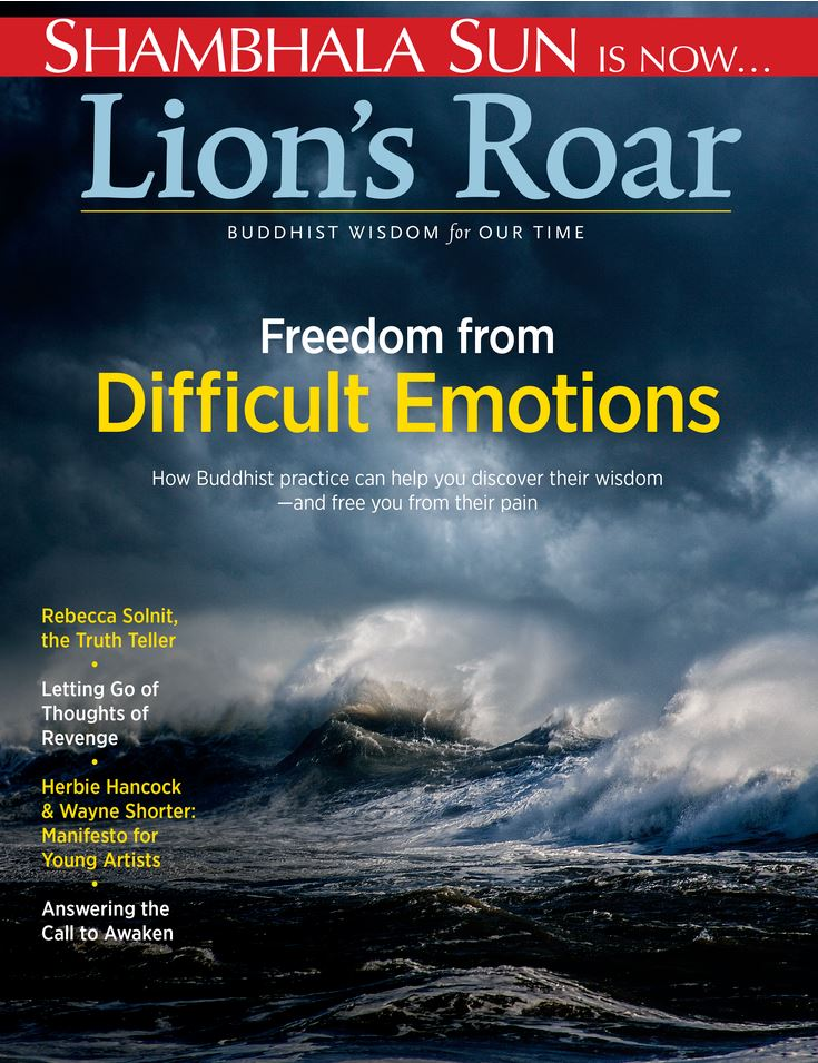 Lions Roar Shambhala Sun Magazine Subscription