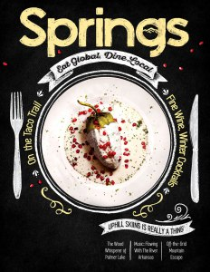 SPRINGS Magazine Subscription