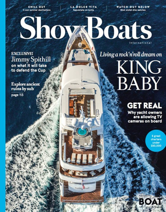 BOAT International US Edition Magazine Subscription