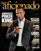Cigar Aficionado Magazine Subscription