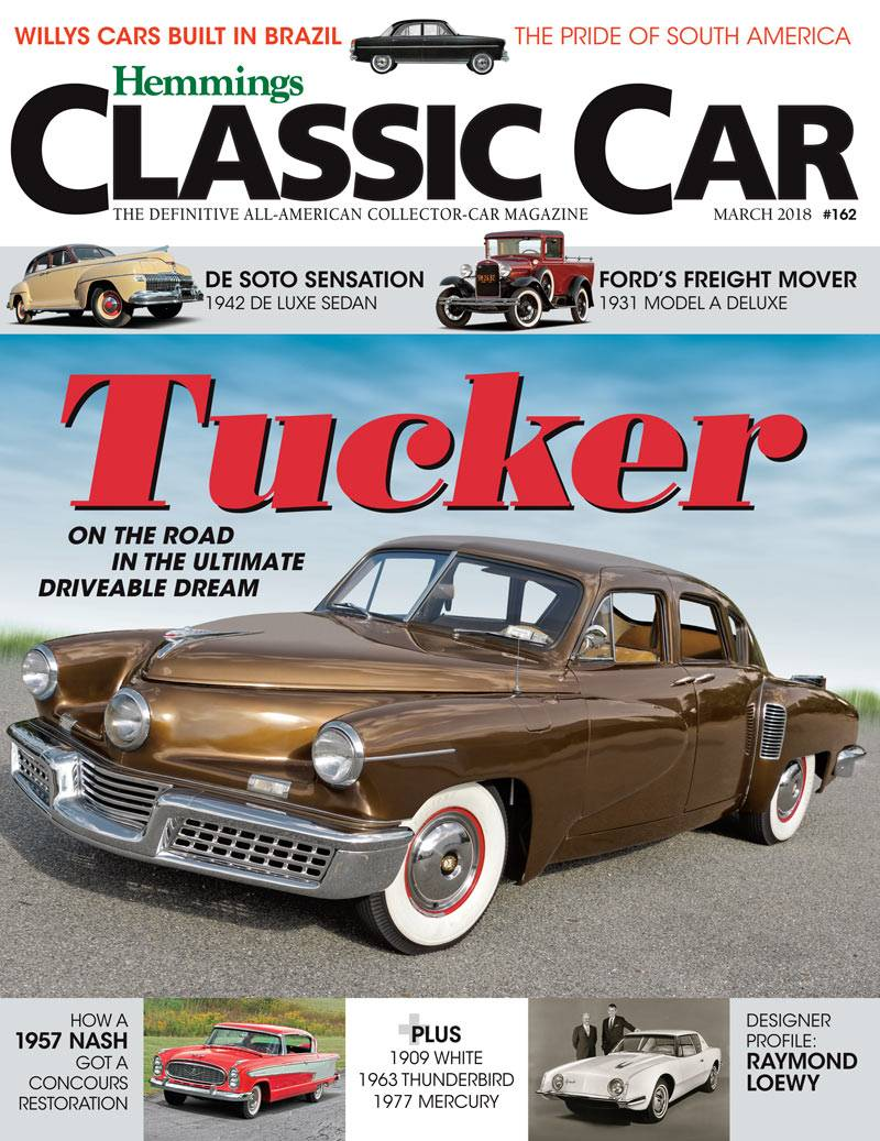 Hemmings Classic Car Magazine Subscription