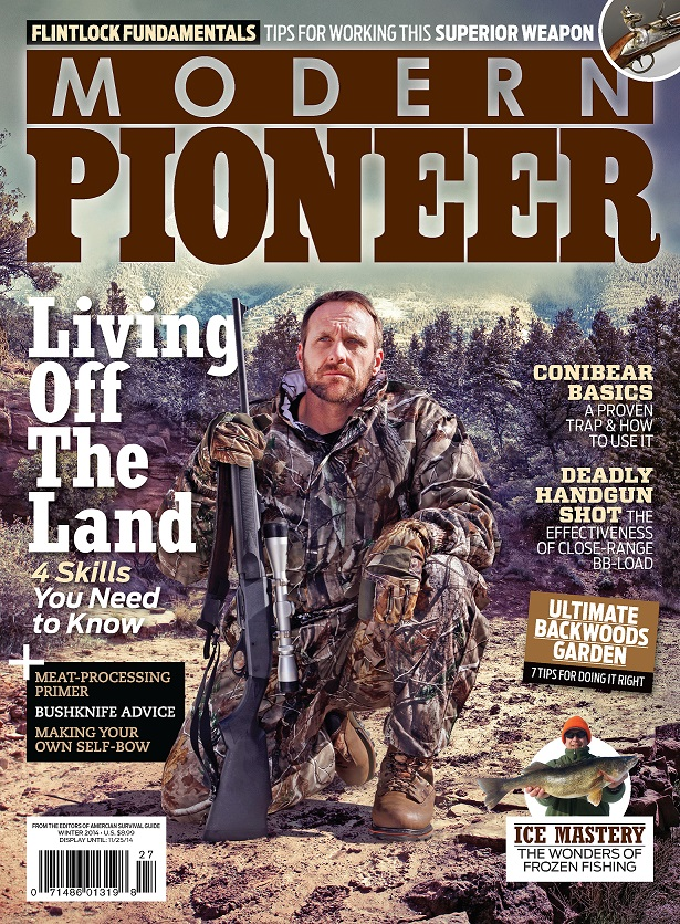 Modern Pioneer Magazine Subscription