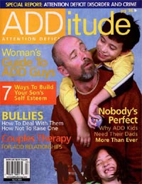 ADDitude Magazine Subscription