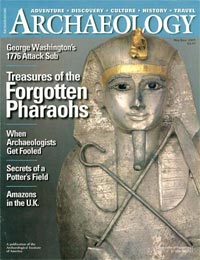 Archaeology Magazine Subscription