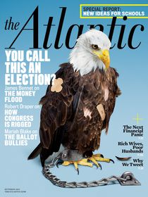 The Atlantic Monthly Magazine Subscription