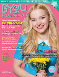 Byou Be Your Own You Magazine Subscription