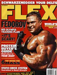 Flex Magazine Subscription