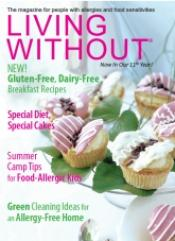 Living Withouts Gluten Free and More Magazine Subscription