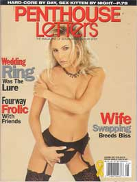 Penthouse Letters Magazine Subscription