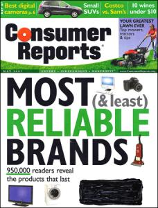 consumer reports magazine subscription from compare magazine prices at. Black Bedroom Furniture Sets. Home Design Ideas