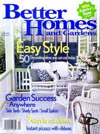 subscribe to better homes gardens at the lowest magazine