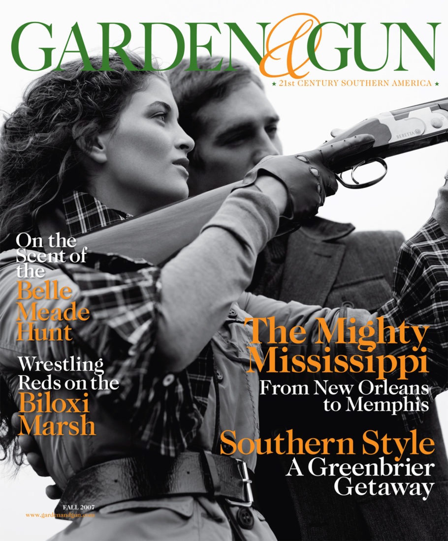 Subscribe to Garden Gun Magazine at the lowest magazine